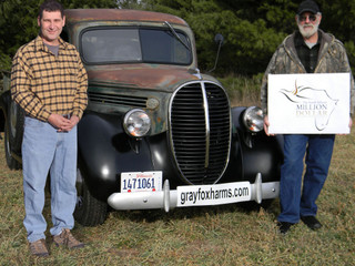 Gray Fox Harms 2014 Vehicle Win